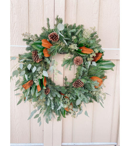 Winter Expressions Wreath