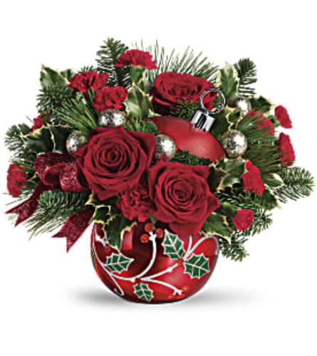 Merry Ornament Ball