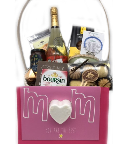 Mom, You are Awesome Gift Basket