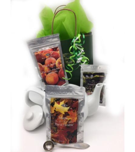 Hostess Gift Tea Lover