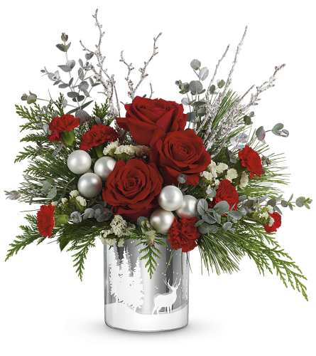 Teleflora's Wintry Wishes by TCG