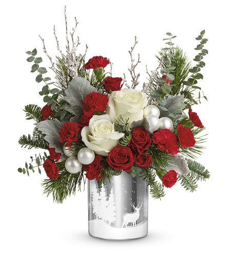 Teleflora's Winter Silhouettes by TCG
