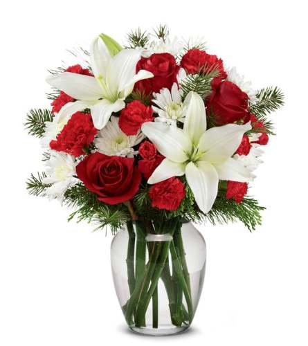 The FTD® Joyous Holiday™ Bouquets