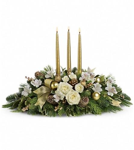 Royal Christmas Centerpiece Telefl