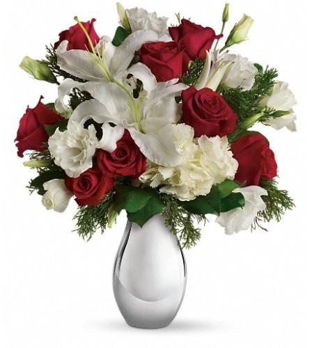 Silver Noel Bouquet TF