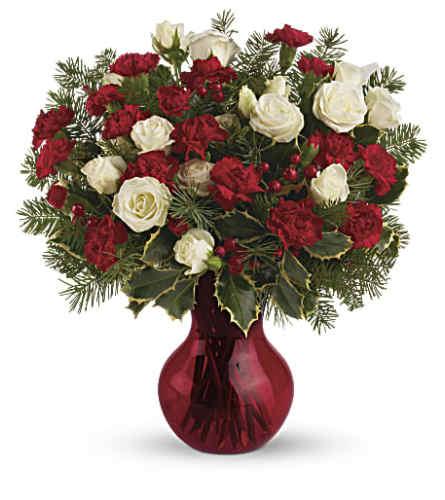 Gather Round Bouquet by Teleflora