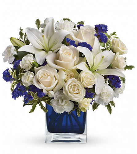 Sapphire Skies Bouquets