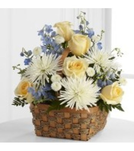 The FTD® Heavenly Scented™ Baskets