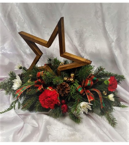 Follow the Star Bouquet (In House design)