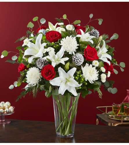 Have A Holly Jolly Christmas! Bouquet