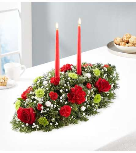 Holiday Happenings'™ Centerpiece
