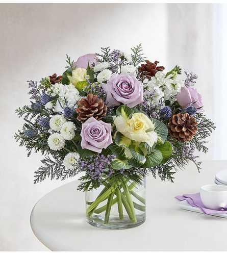 Winter's First SnowFall™ Bouquet