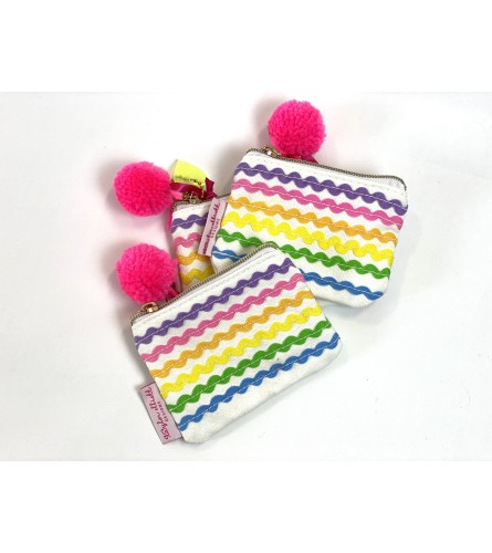 Colorful Coin Bag