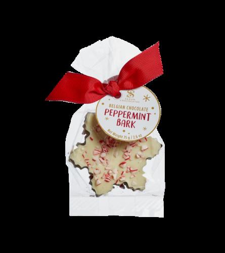 Peppermint Bark Snowflake Bag
