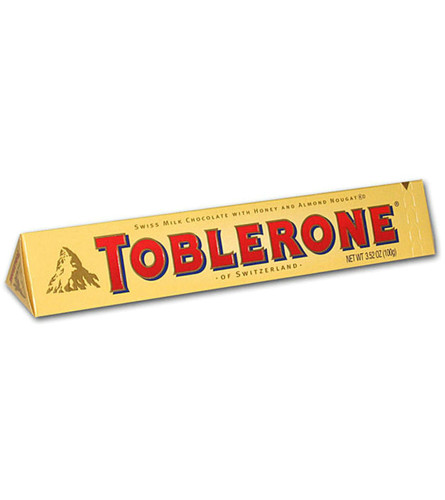 TOBLERONE BARS