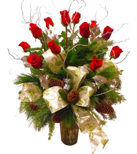 Christmas Roses in Love