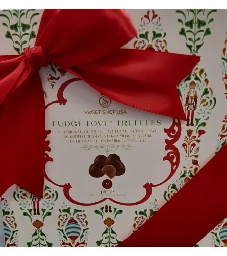 Chocolate Christmas Truffles