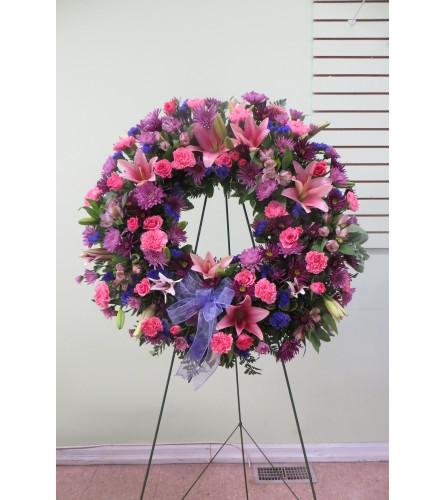Everlasting Legacy Wreath