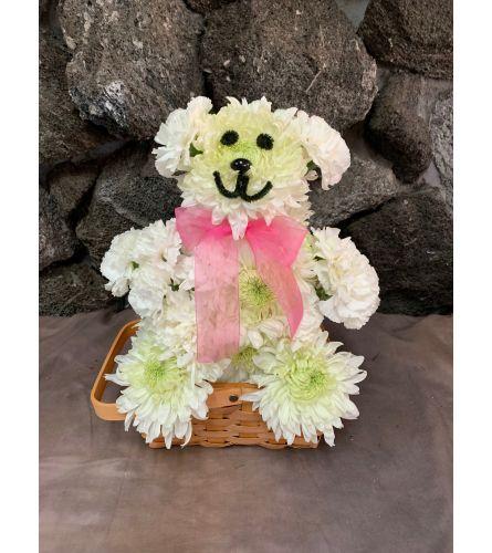 Flowers Bear
