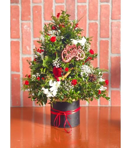 Oh Christmas Stunning Tree