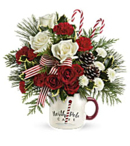 Teleflora's Christmas Mug