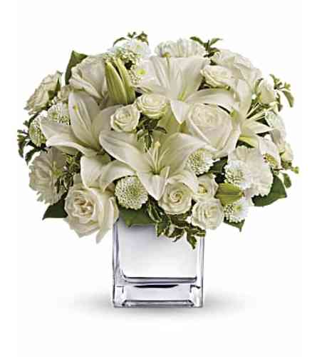 Teleflora's Peace & Joy Bouquets