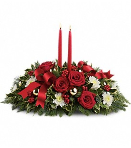 Holiday Shimmer Centerpiece PM