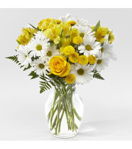 The FTD® Sunny Sentiments™ Bouquets