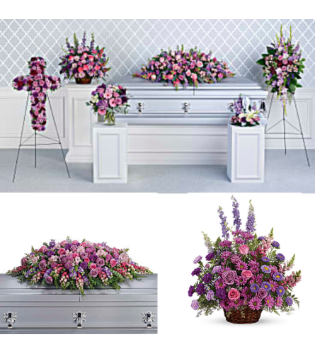 Lovely Lavender Tribute Collection