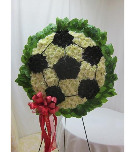Soccer Ball Tribute