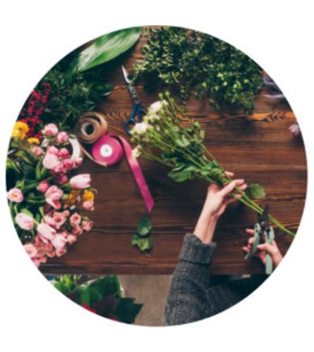 Florist Designer Choice Arrangement