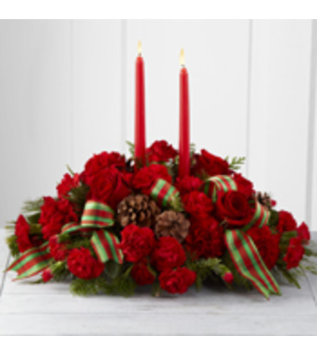 The FTD® Holiday Classics™ Cntrpc