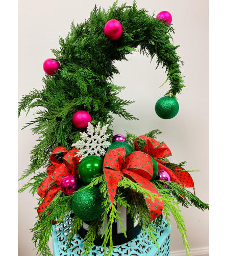 Merry Grinch-mas Whoville Tree