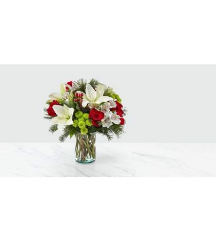 The Christmas Spirit Bouquet FTD