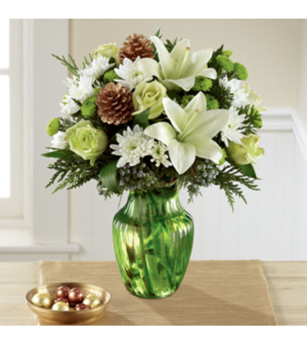 Holiday Cheers Bouquet FTD