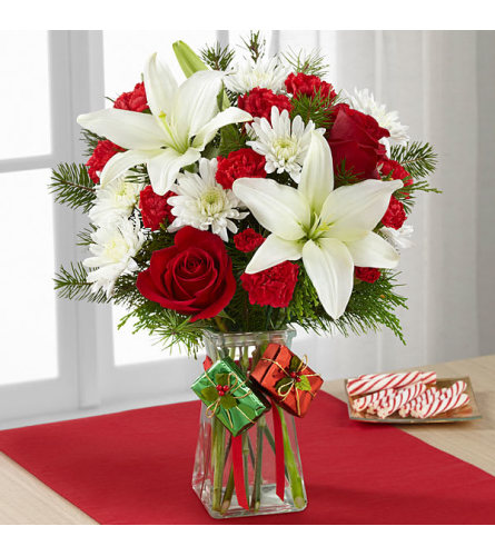 Joyous Holiday Bouquet FTD
