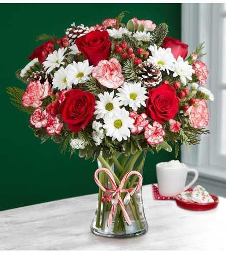 Peppermint Joy™ Bouquets
