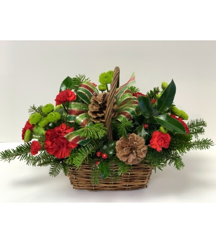 A Basket Full of Cheer!