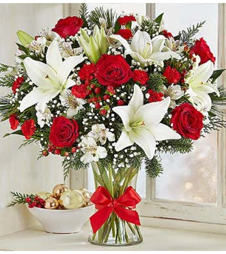 Fields of Europe, Christmas Bouquet