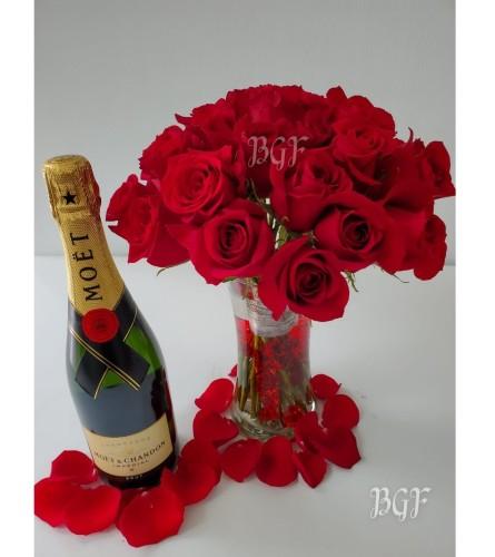 Champagne Romance