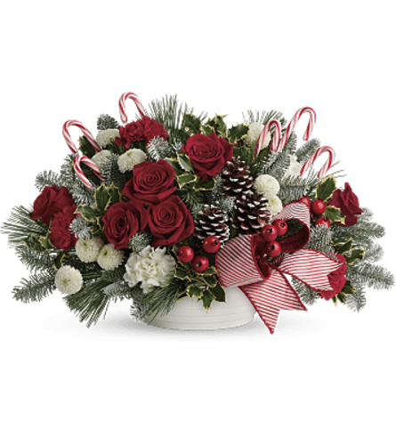 TF Jolly Ole' Candy Cane Bouquet