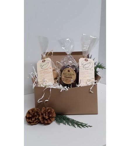 Cookies for Santa Gift Box