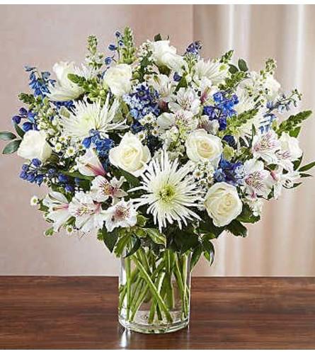 Sincerest Sorrow™ Blue & White