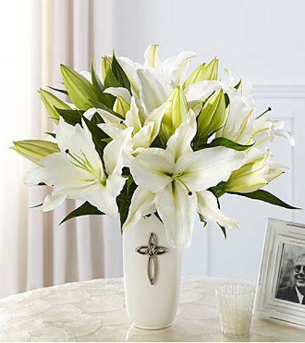 Faithful Blessings Bouquet by Rothe's