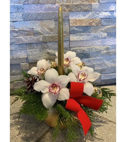 Orchids' Centerpiece