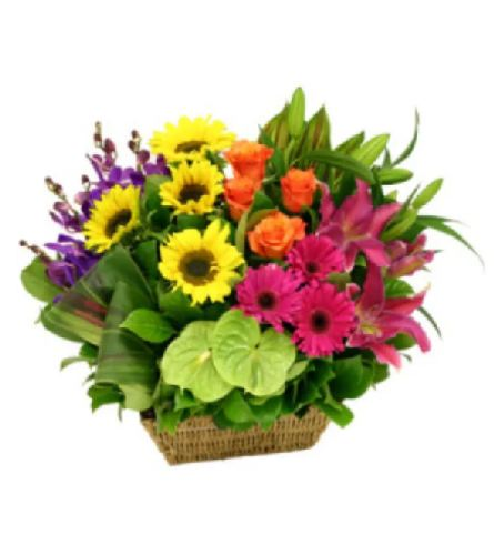 Blooming Beauty Basket