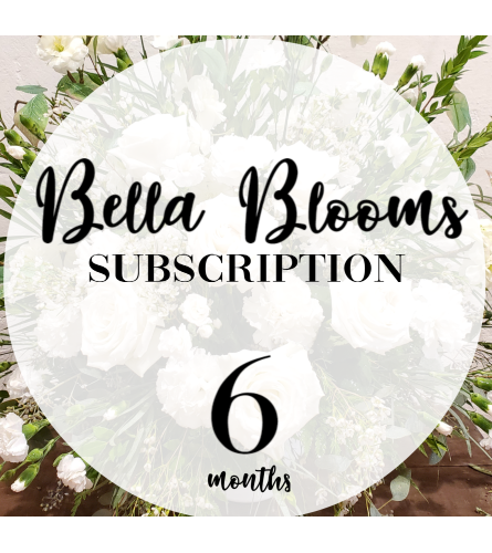 Bella Blooms (Standard) 3, 6 and 12 Month Subscription