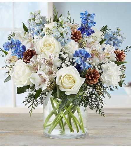 Winter Wishes Bouquets