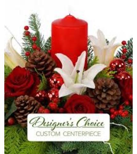 Christmas Centerpiece Designer's Choice