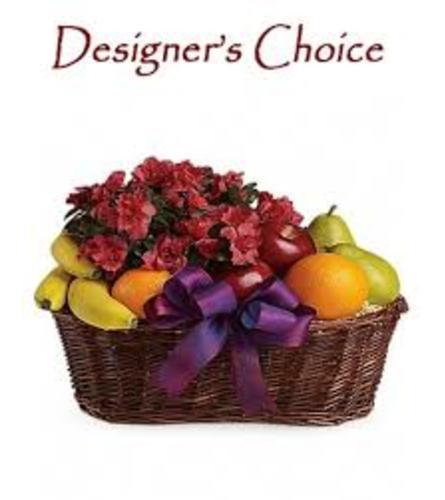 Designer's Choice Gift Basket